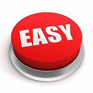 An easy button
